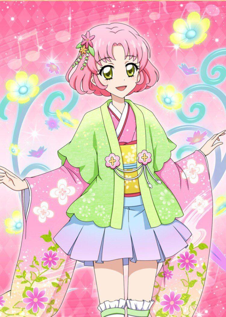 Aikatsu! Sakura | Aikatsu | Pinterest | Silvester und Ausmalbilder
