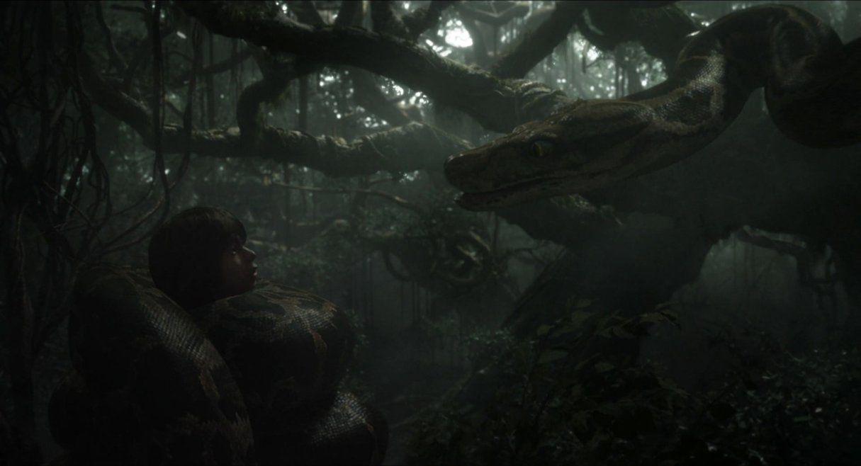Kaa and mowgli female