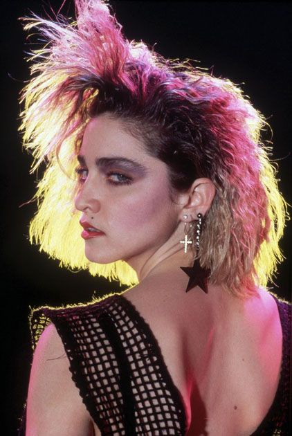 Madonna At 60 In Pictures Madonna 80s Madonna 80s Hair