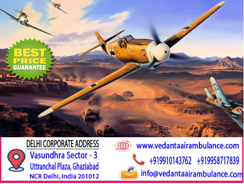 HighlyEstablished and Very Reliable Cost by Vedanta Air