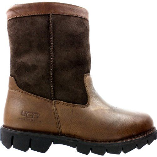 UGG Men's Beacon,Obsidian,US 17 M
