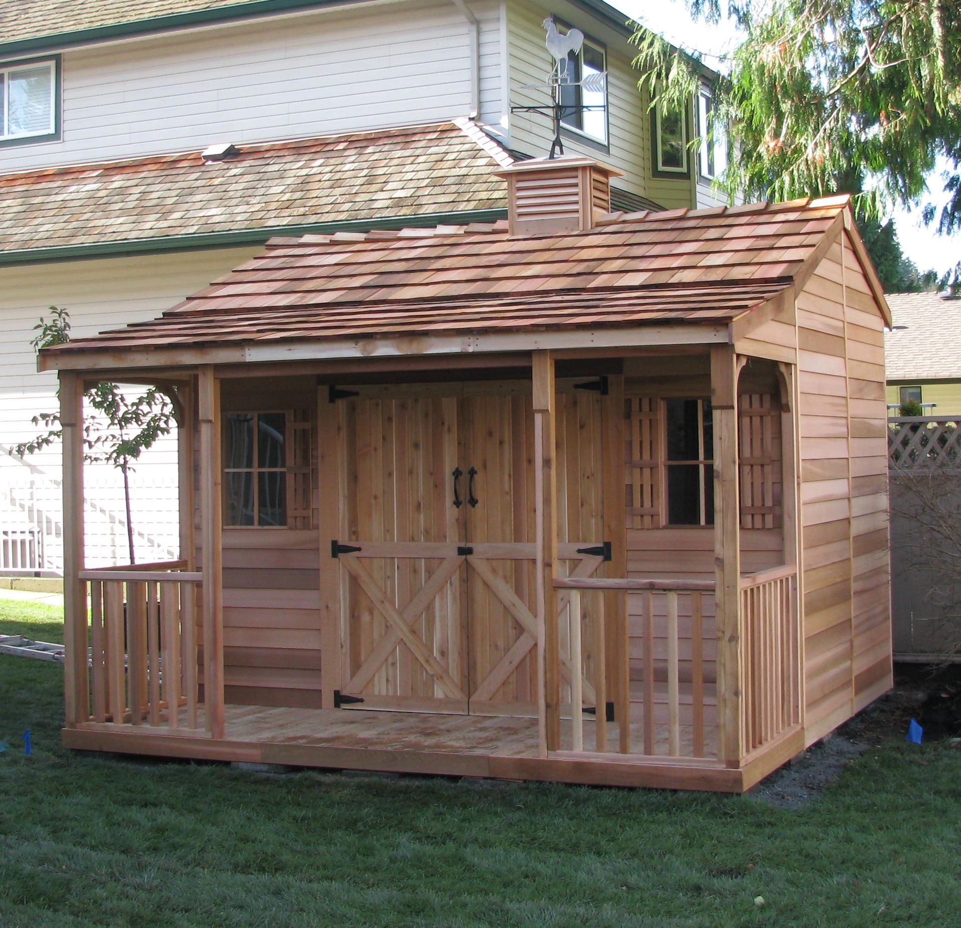 Ranchhouses Prefab Cottage Kits Tiny Houses In 2019 400 x 300