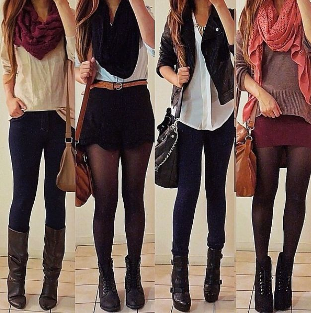 Leggings outfit Pretty outfits Pinterest Ropa, Otoño y Invierno