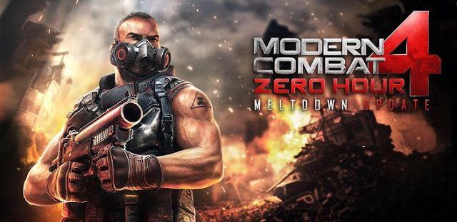 Modern Combat 4 Zero Hour 1 1 0 Apk Free Download Apk Stall Gameloft Download Games Combat