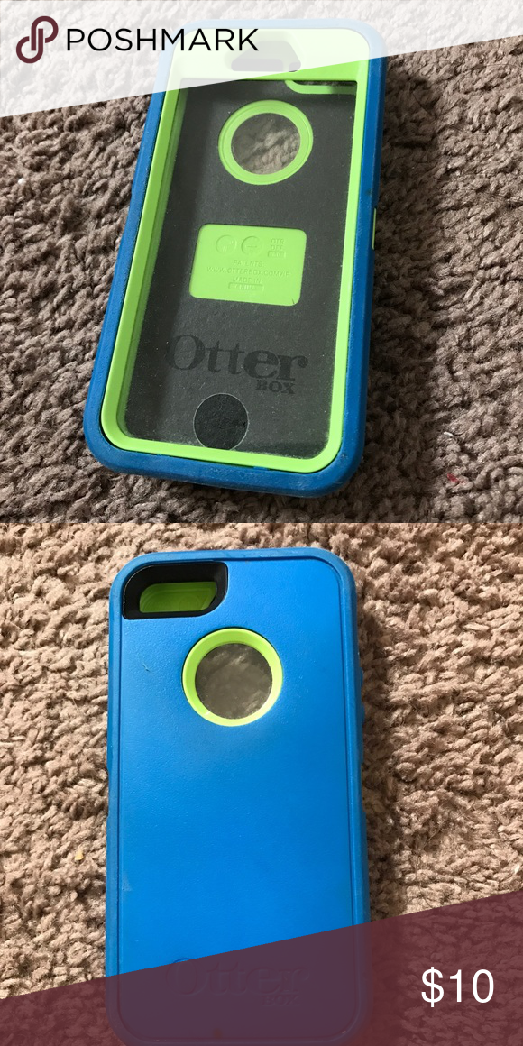 wholesale dealer b1dd2 ef71a Iphone 5c Case - Otterbox Defender ❤️ Original Otterbox Defender ...