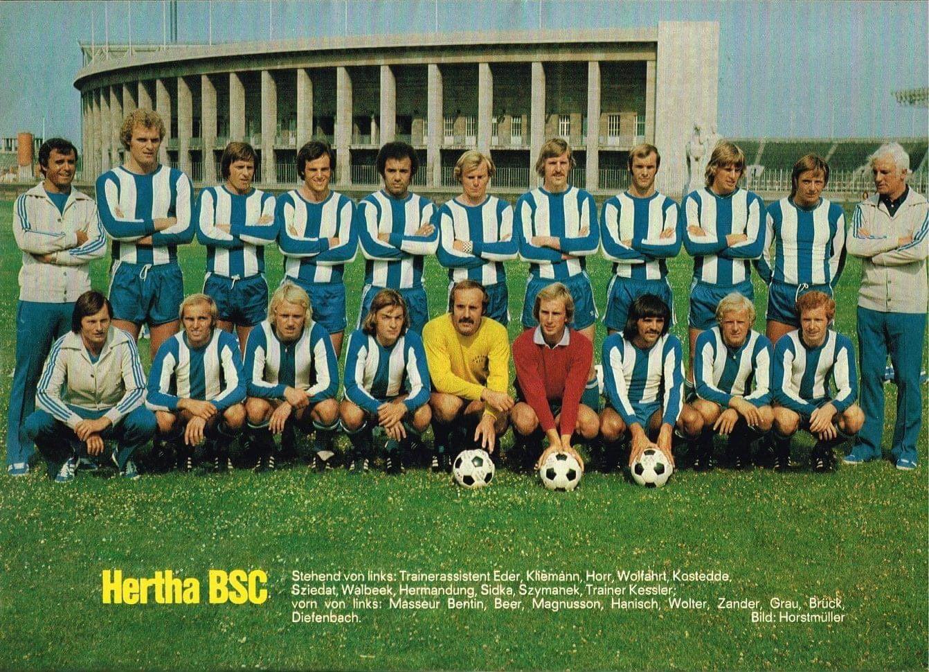 Hertha Bsc Г¶stersund