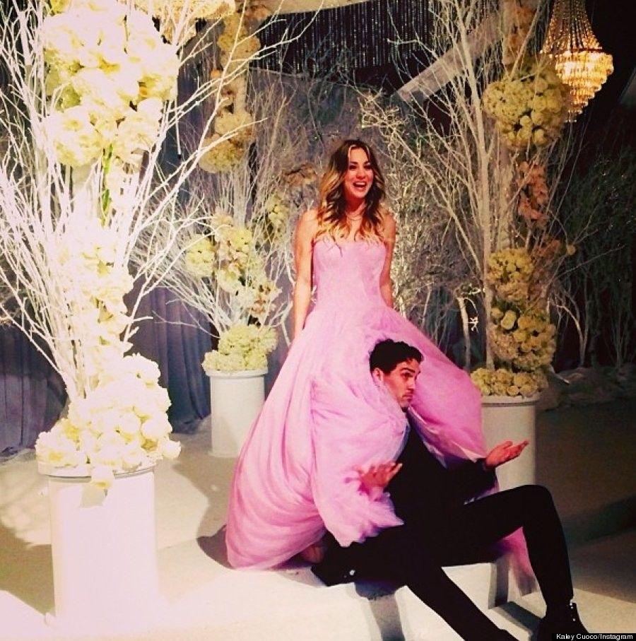 Kaley Cuoco | Pinterest | Kaley cuoco, Wedding dresses photos and ...