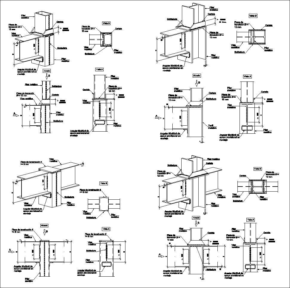 Steel Structure Details V4