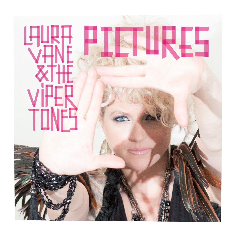 Laura Vane & The Vipertones - Official (Lyrics) Video - 'Pictures'