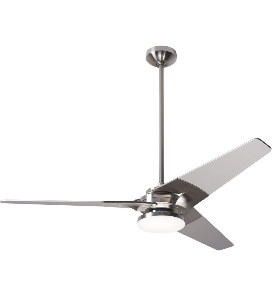 Modern Fan Company Tor Bn 52 Wh 272 005 Torsion Bright Nickel