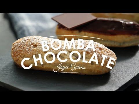 Bomba de Chocolate | Essência 01 #chocolate - YouTube