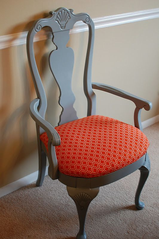 Dining Room Chairs Redo Diy   Google Search