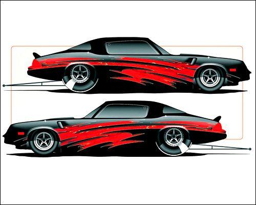 Custom Car Paint Graphics | Must know car terminologies ...