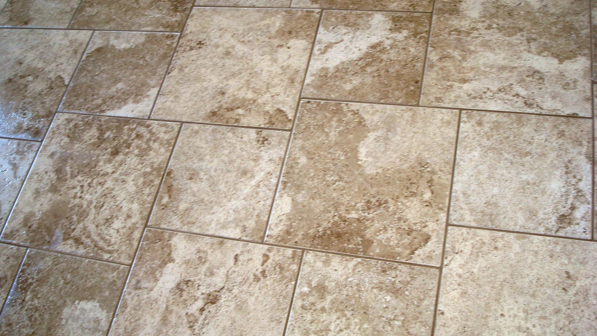 pinwheel tile pattern fliesen
