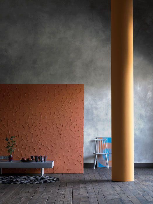 Interior Textured Walls Exotic Satori Japanese Wall Finishes Providing A  Distinct Modern Look