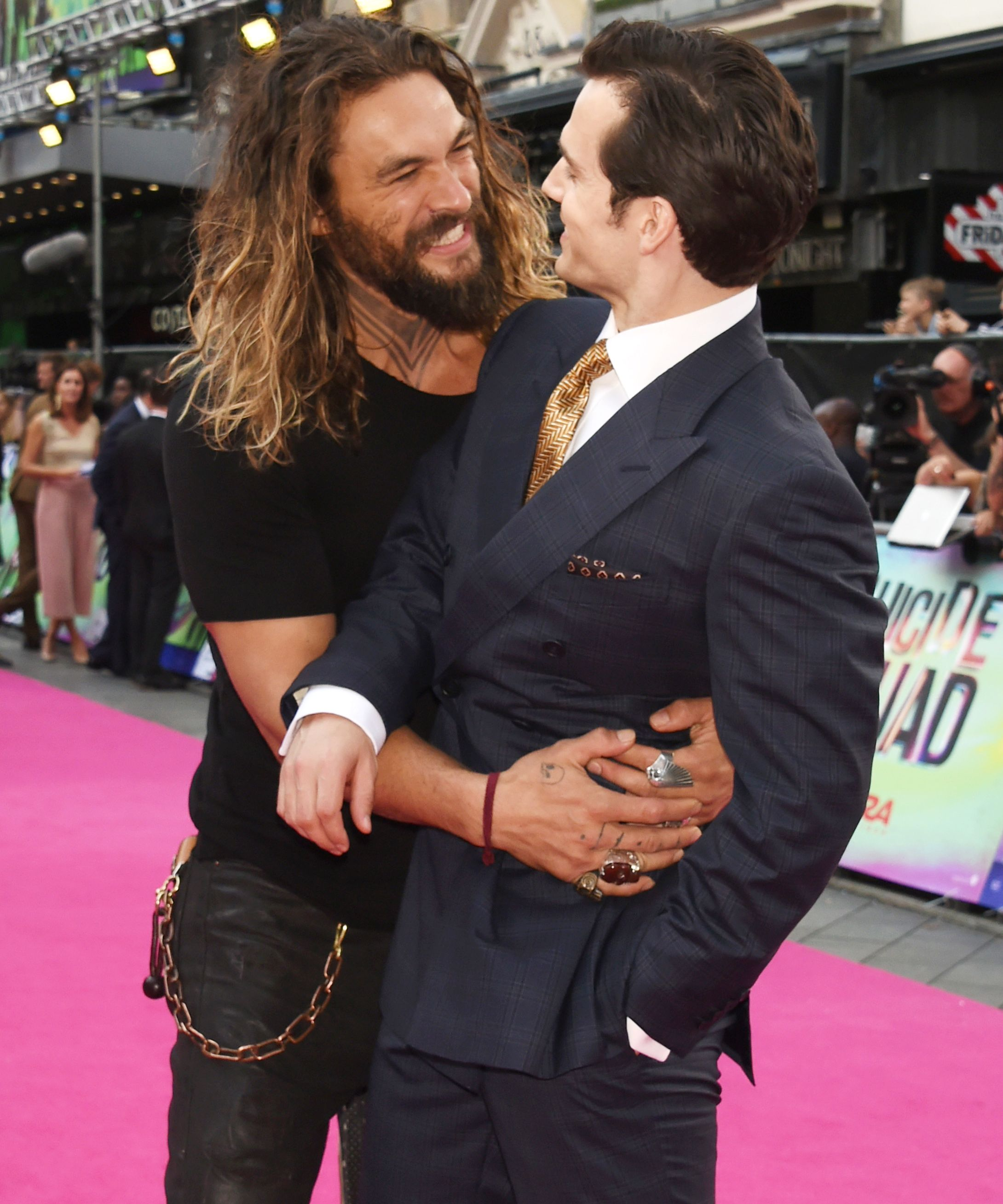 Our New Favorite Bromance: See Game Of Thrones's Jason