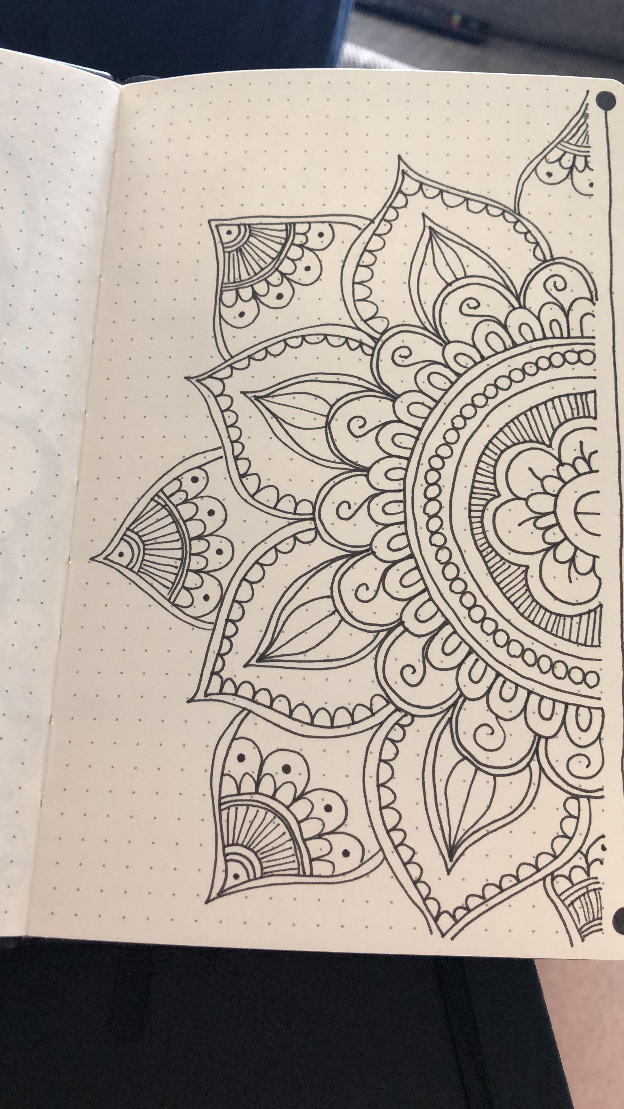 Disegni Mandala Tumblr