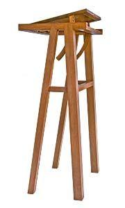 alpha stehpult aus birnenholz beautiful pear wood podium my style pinterest stehpult. Black Bedroom Furniture Sets. Home Design Ideas
