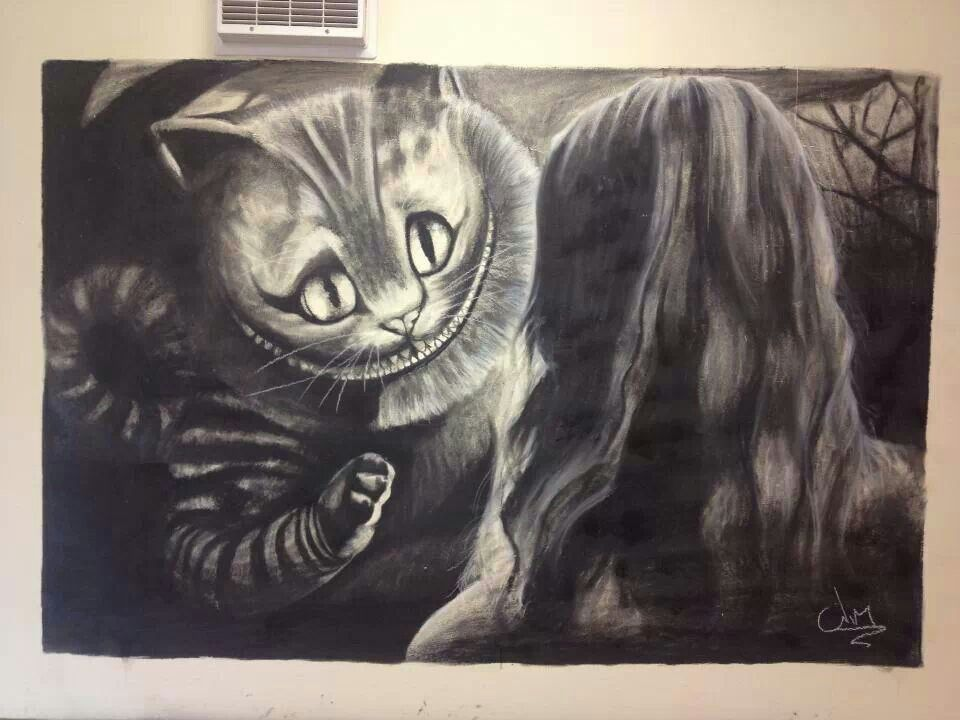 Cheshre cat