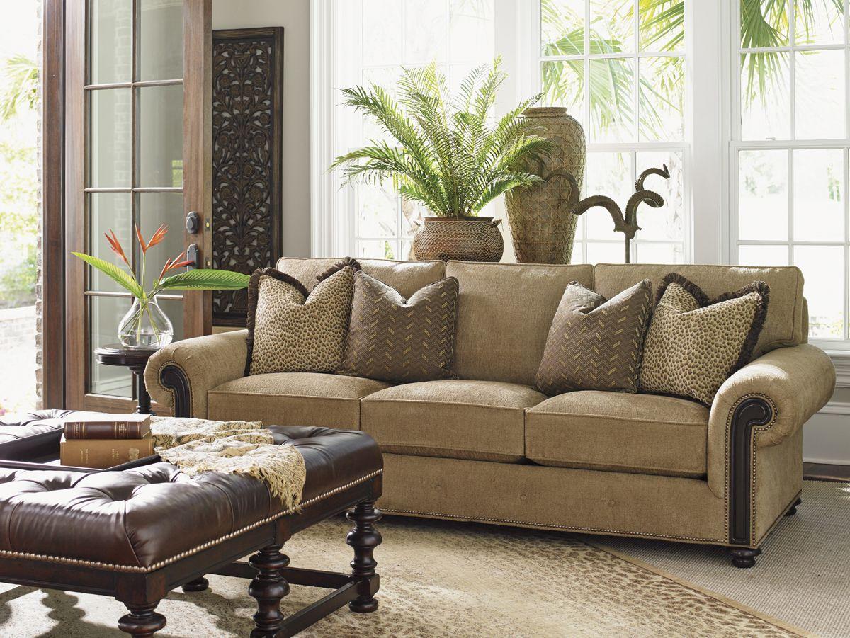 Kilimanjaro Riversdale Sofa Lexington Home Brands