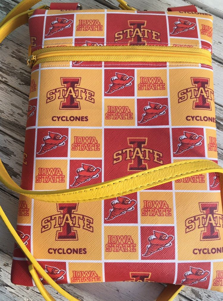 Iowa State University Crossbody purse