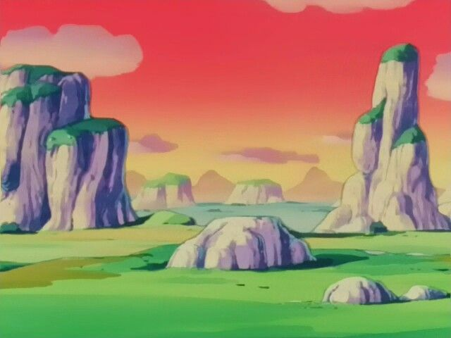 Image Result For Dragon Ball Z Background Cartoon Art Museim