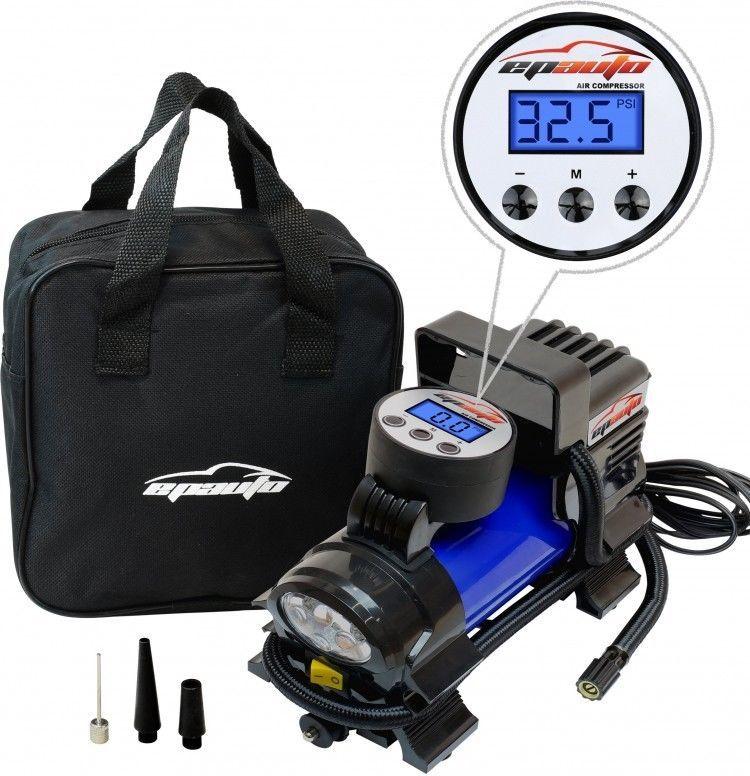 Mini Portable Air Compressor 12v Car Pump Motorcycle Electric Tire