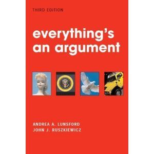 everything s an argument with readings
