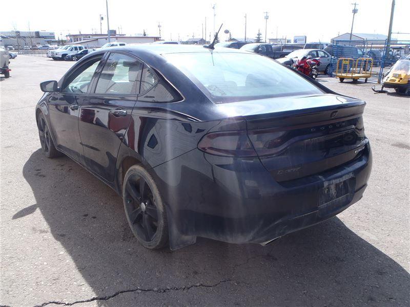 Car 2013 Dodge Dart Rallye 4d Sedan 5spd Fwd In Calgary Ab