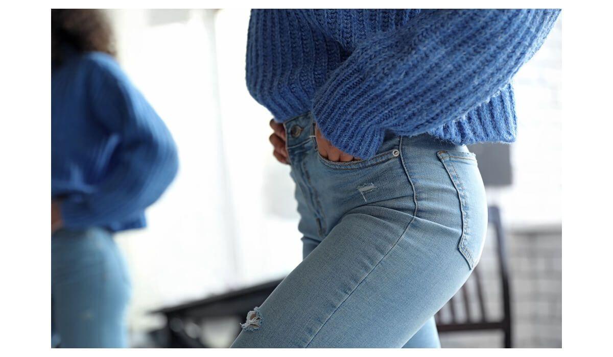5 Wskazowek Jak Wybrac Idealne Spodnie Damskie Perfect Denim Denim Branding Perfect Jeans
