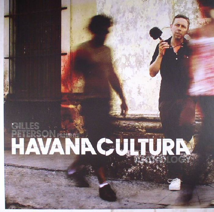 The artwork for the vinyl release of: Gilles Peterson - Gilles Peterson Presents Havana Cultura: Anthology (Brownswood) #music SoulJazz