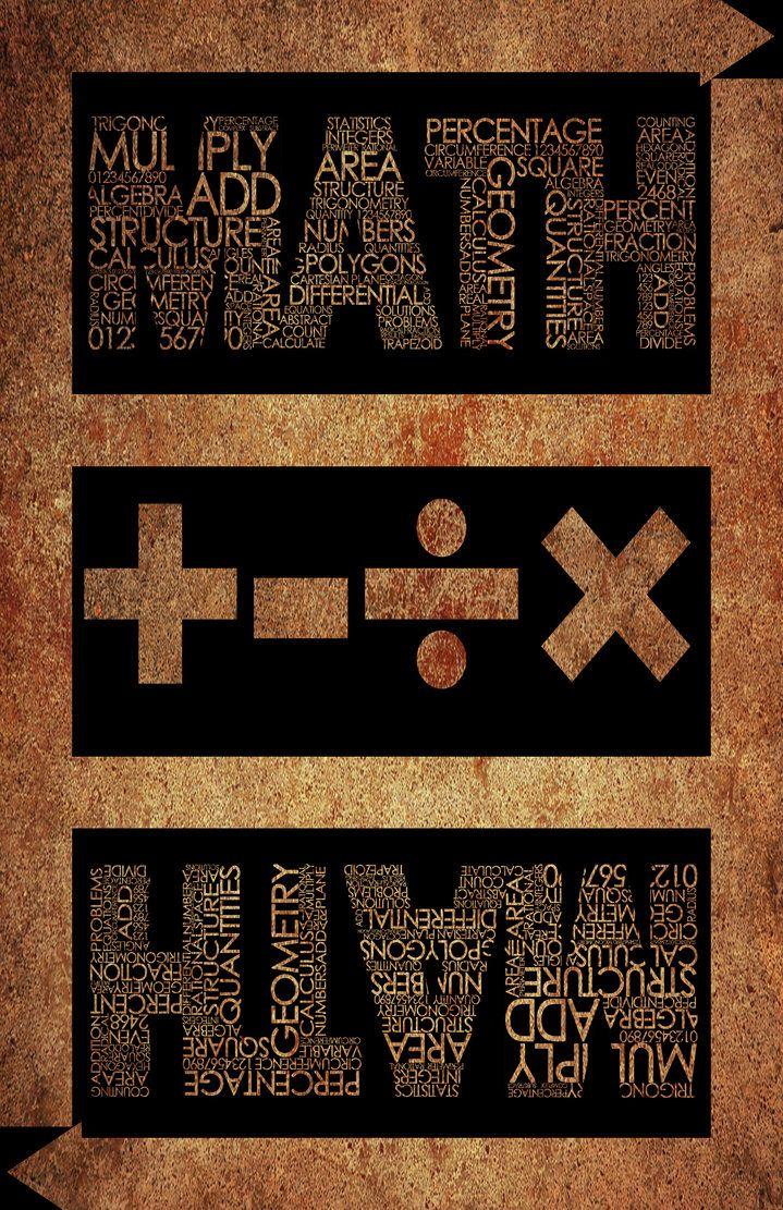 math book cover by ~adj1118 on deviantart   inspiring art styles