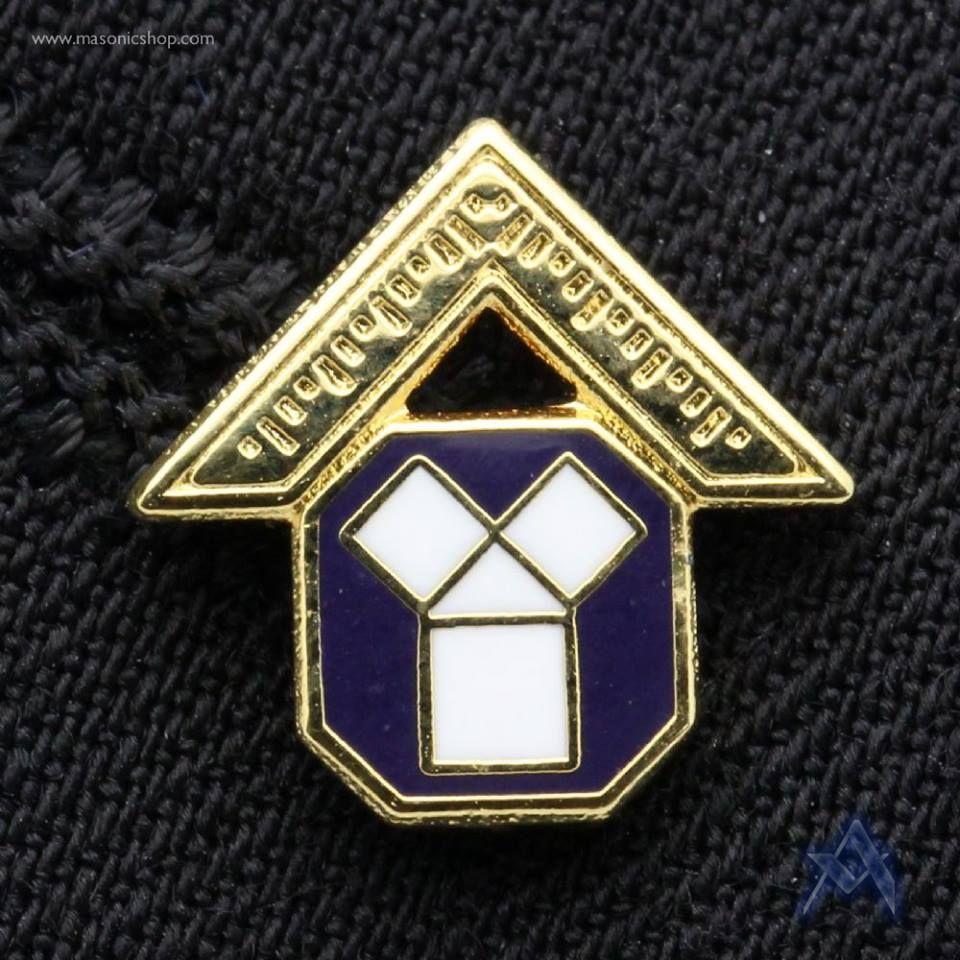 Masonic Past Master (No Square) Lapel Pin (PM-15) | eBay