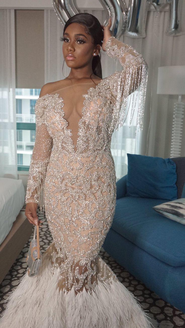 pinbelen fernandez on kleid | prom girl dresses, prom