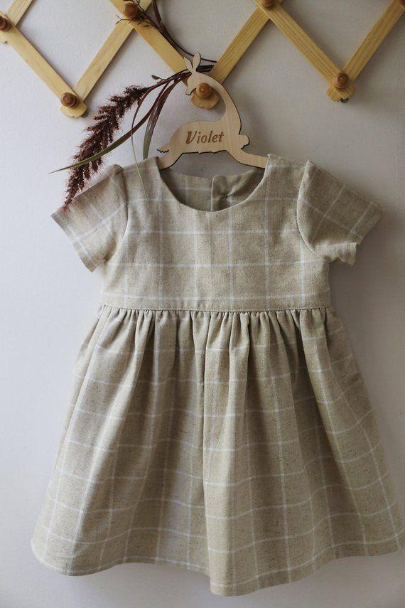 20b96692481 Linen Dress