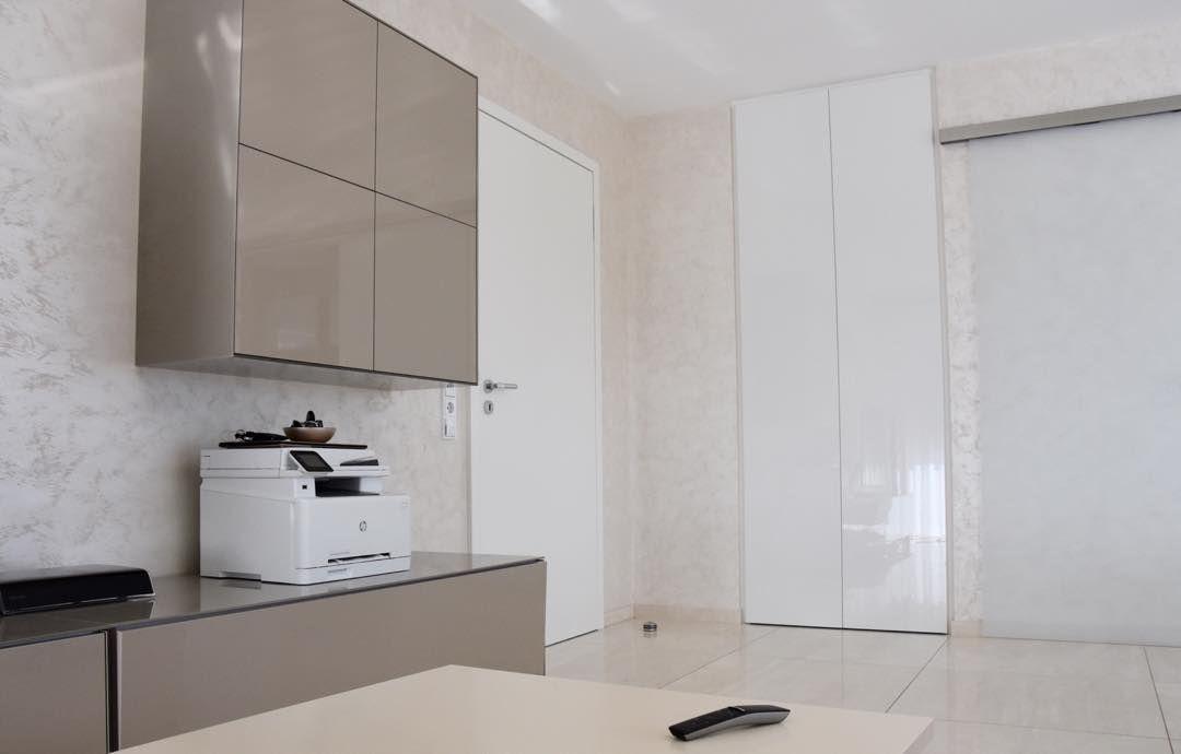 Wohnzimmer  Einbauschrank  Hochglanz in 2020 ...