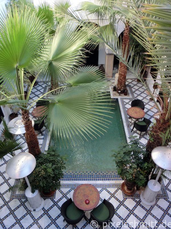 Sehenswürdigkeiten in Marrakesch: Tipps für 5 Tage #travelbugs