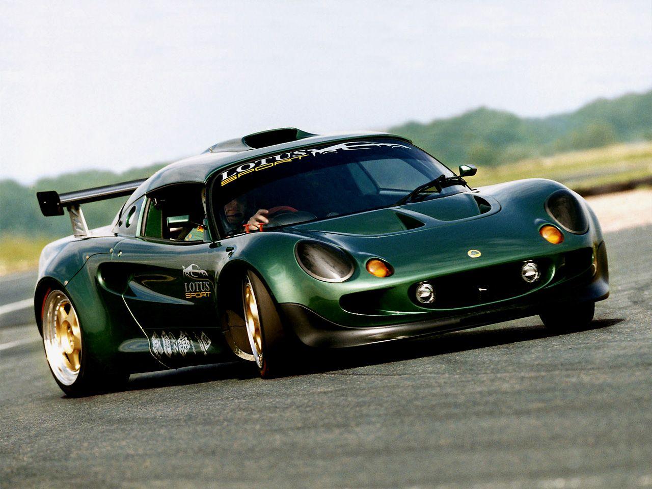 Lotus Elise Racing