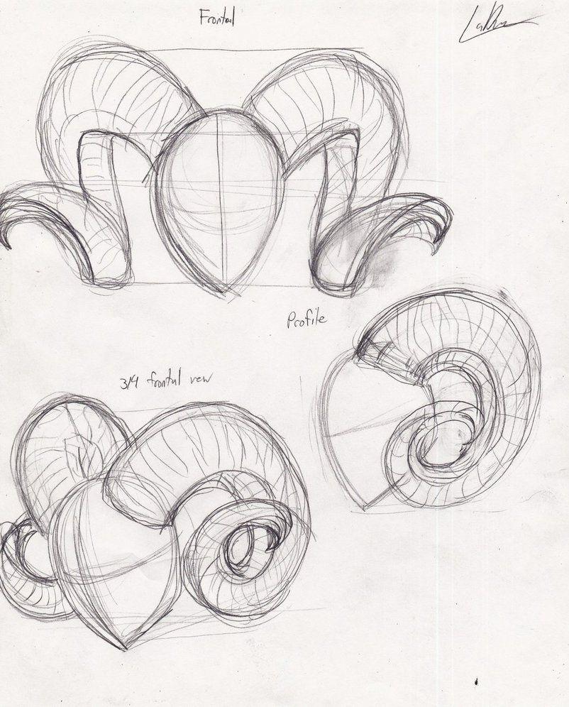 cabeça de cabra, goat head | Sketches | Pinterest | Dibujo, Dibujar ...