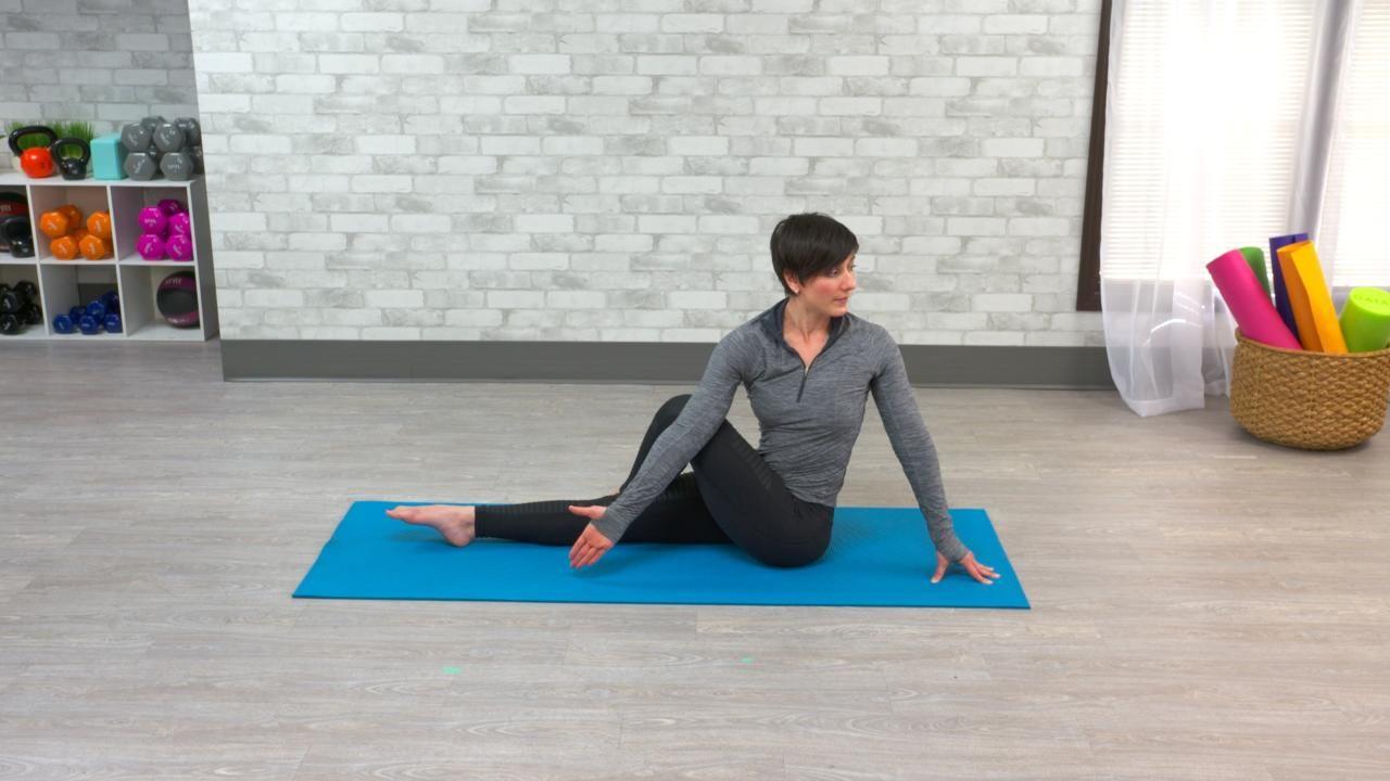 online stretch class for seniors