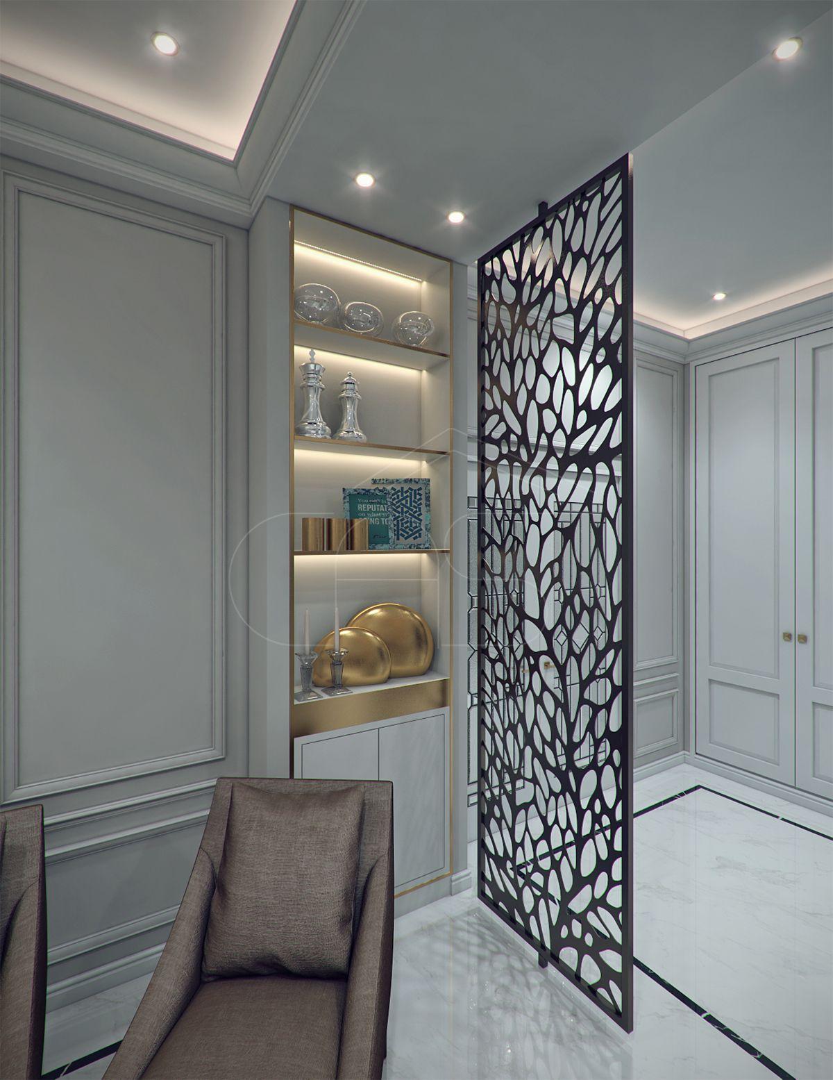 Modern Classic Villa Interior Design   Modern classic, Villas and ...