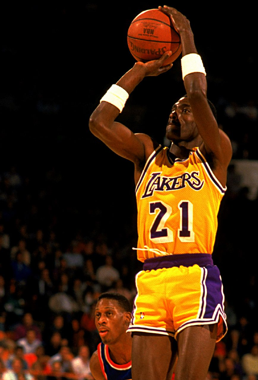 Michael Cooper Lakers Pinterest