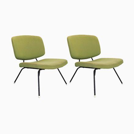Vintage Stühle von Pierre Paulin für Thonet, 2er Set Jetzt bestellen - stühle für die küche