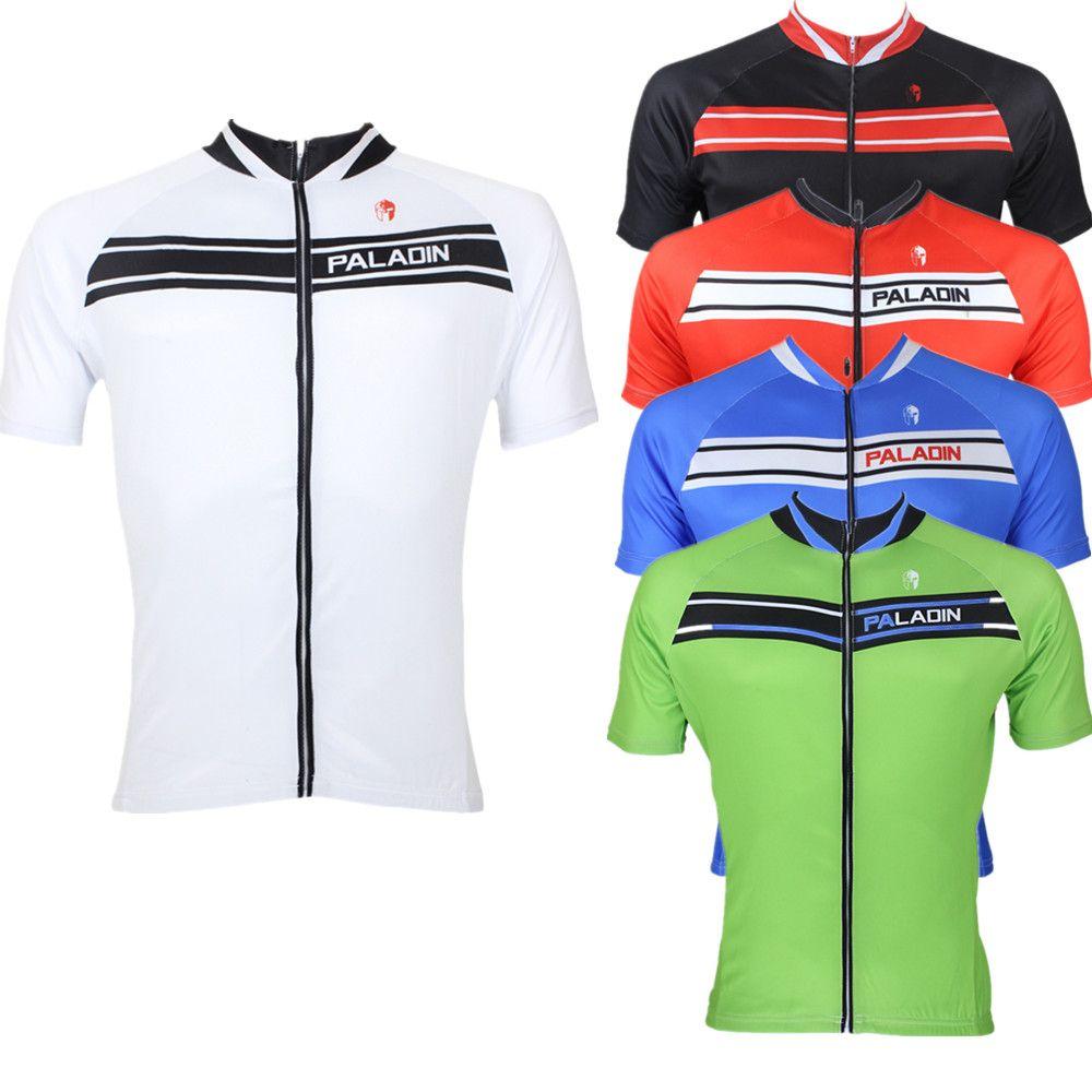 2016 PALADIN 5 Color Men s Cycling Jersey Clothing Bike Sportswear ... 1354e0b40