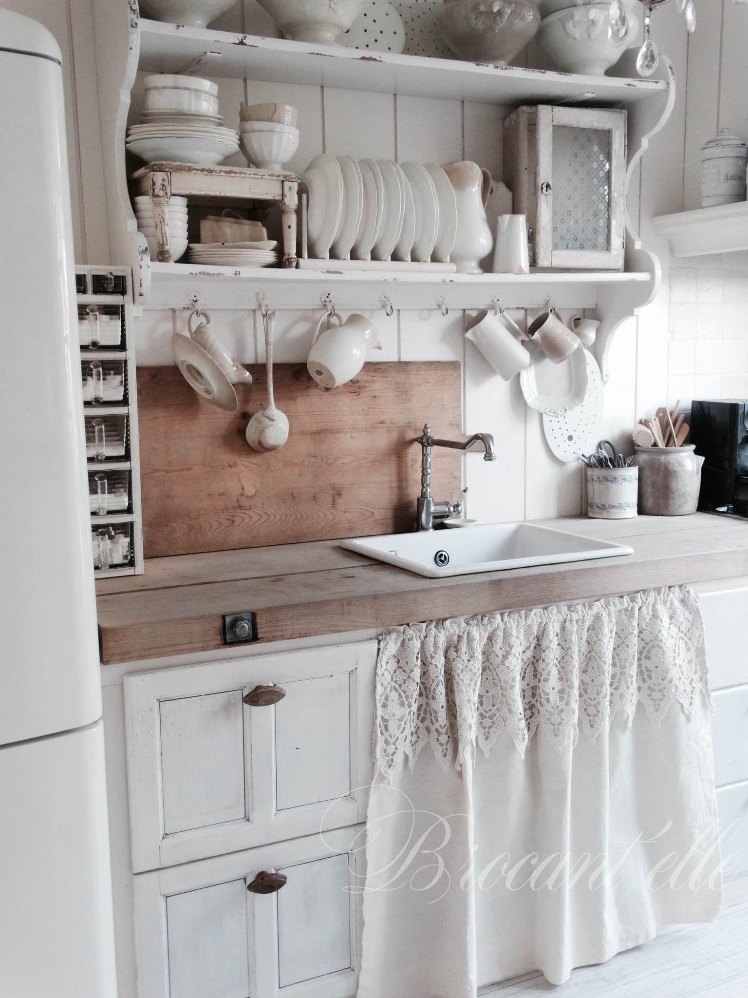 Rustic Interiors - Brocante Blog | Cuisine | Pinterest | Küche ...