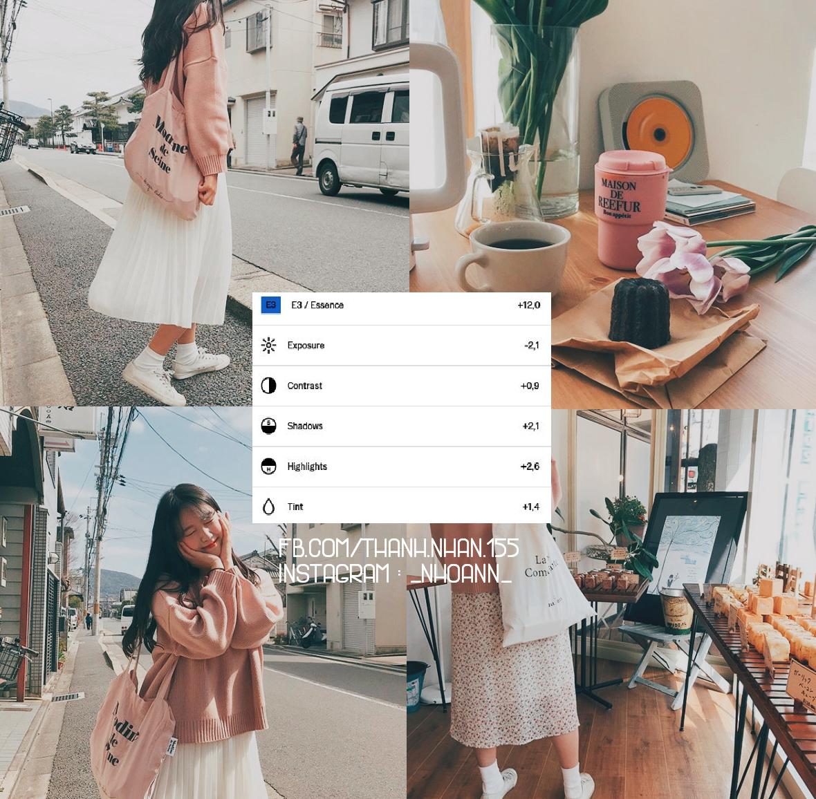 Как редактируют фото в инстаграм
