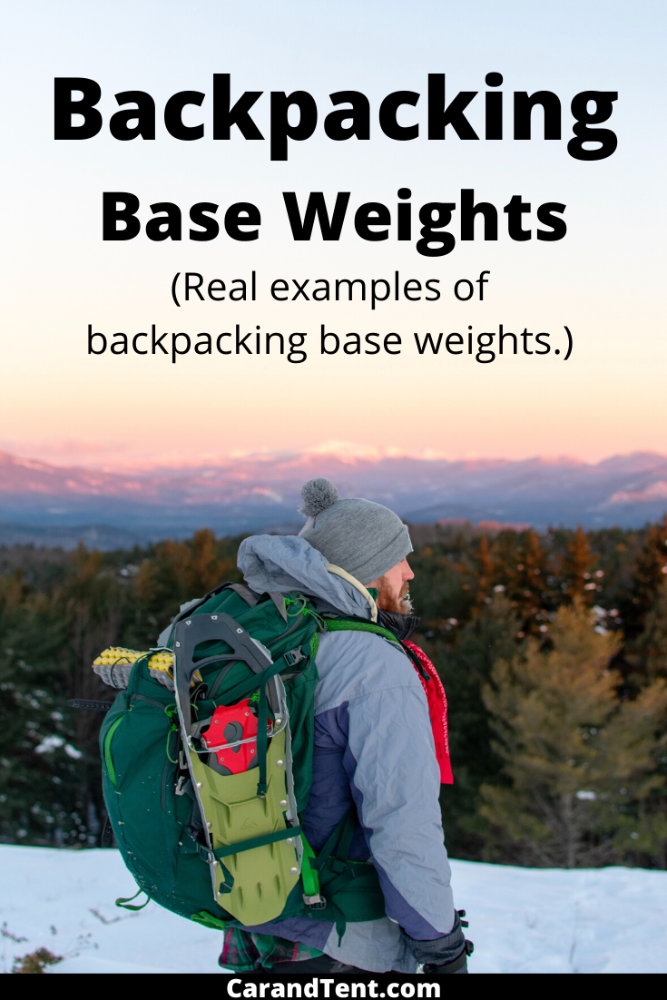 There is a never ending debate going on as to what the best backpacking base weight is.  Come see so...
