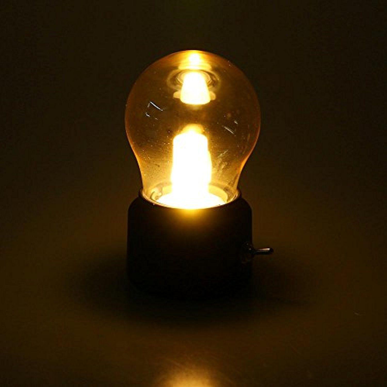 Ecosin retro bulb night sleeping lamp usb chargeable kid bedside ecosin retro bulb night sleeping lamp usb chargeable kid bedside night light battery led table lamp geotapseo Images