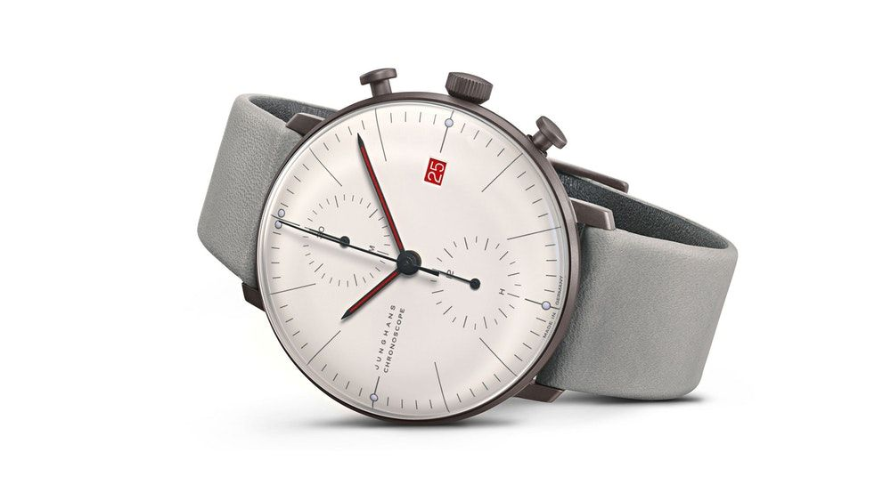 Introducing The Junghans Max Bill Chronoscope 100 Jahre