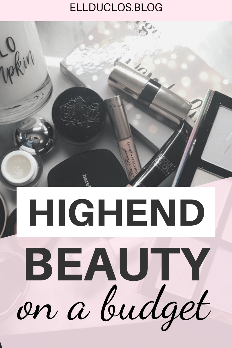 Beauty on a Budget TJ Maxx Haul Discounted High End